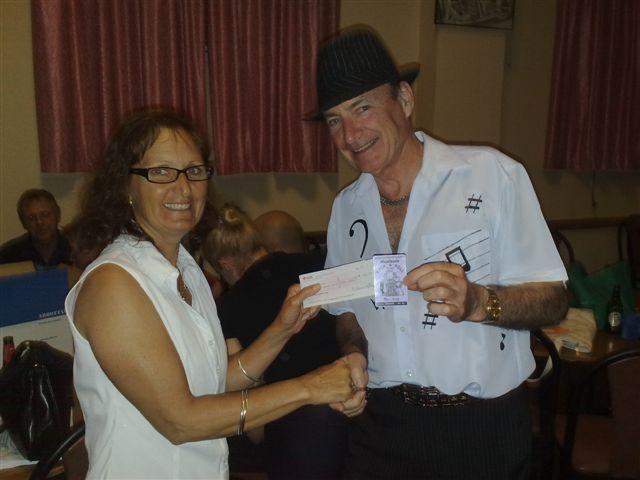 Membership Draw Club Winner 2010