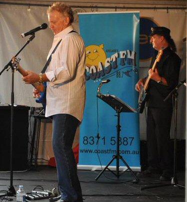 Normie on Stage Birdwood