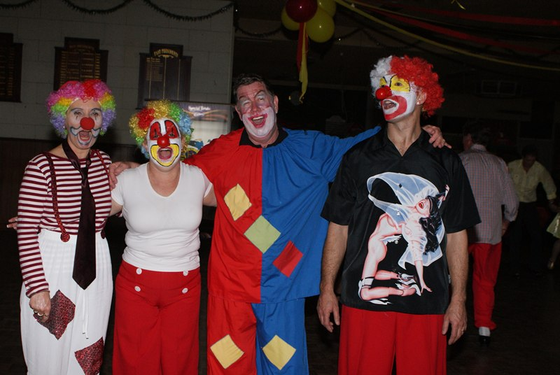 Come to the Circus - 2009