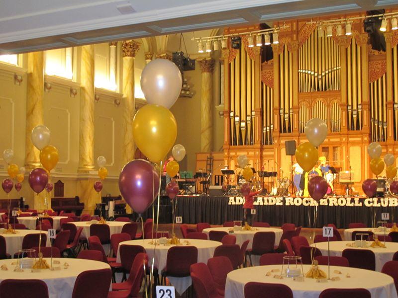 Town Hall Ball 20